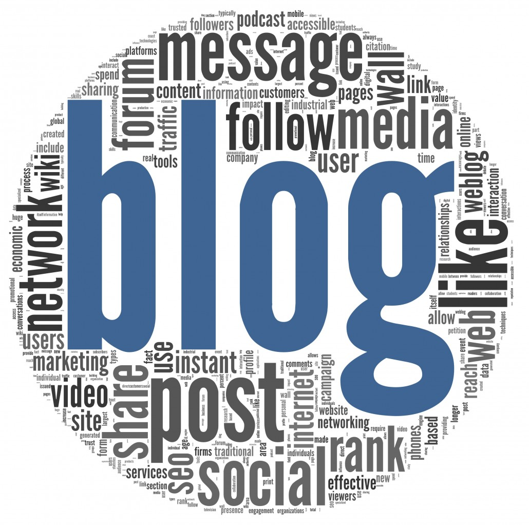 what is a blog and why should you be blogging?