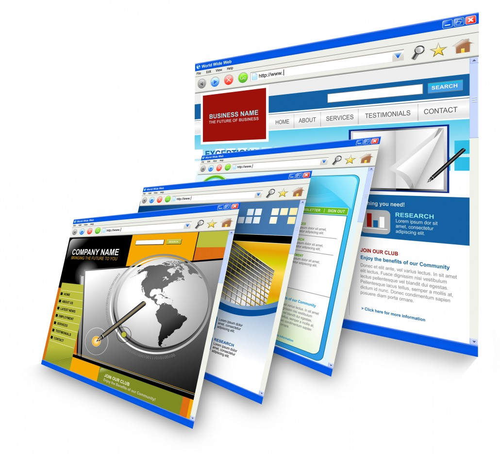 custom websites for lawyers attorneys law firms